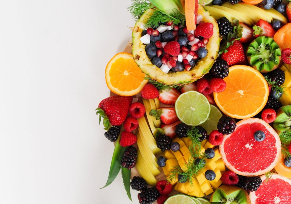 Berries bowl of fruit citrus 1128678